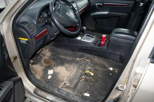 Salona ķīmiskā tīrīšana Hyundai Caroscar.lv